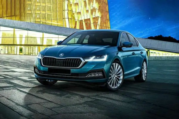 2020 Skoda Superb Estate
