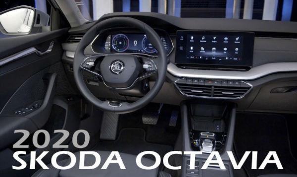 2020 Skoda Superb Interior