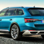 2020 Skoda Superb Wagon