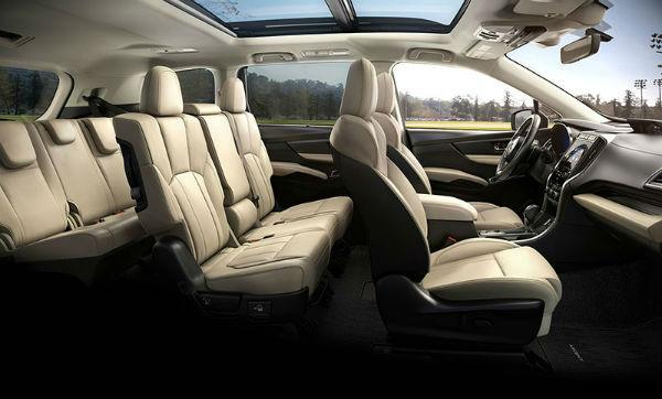 2020 Subaru Ascent Inside