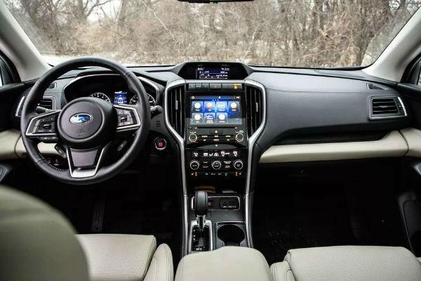 2020 Subaru Ascent Interior