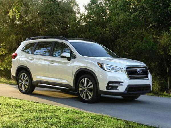 2020 Subaru Ascent Touring