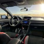 2020 Subaru WRX STI Interior