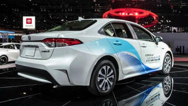2020 Toyota Corolla Pakistan