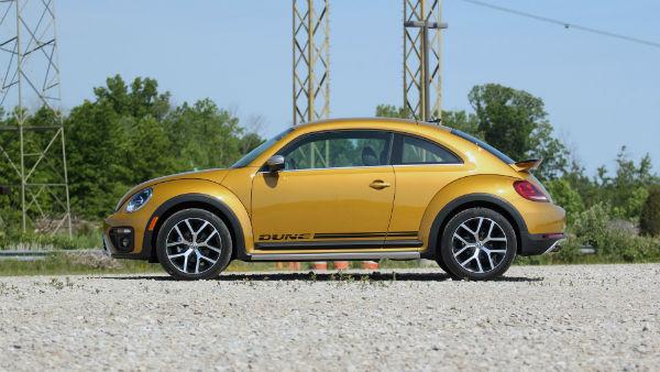 2020 Volkswagen Beetle Dune