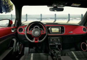 2020 Volkswagen Beetle Interior