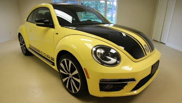 2020 Volkswagen Beetle Yellow