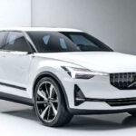 2020 Volvo V40 Concept