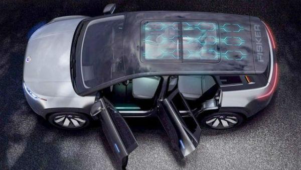 2021 Fisker Ocean All-Electric SUV