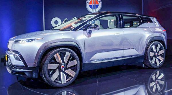 2021 Fisker Ocean SUV