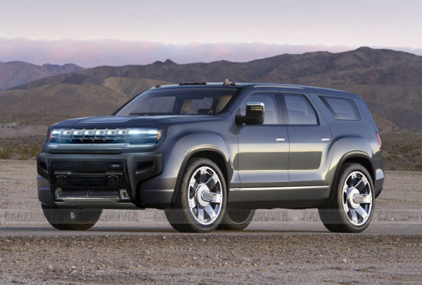 2021 Hummer EV SUV