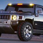 2021 Hummer H3 E-SUV
