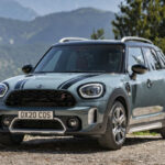 2021 Mini Countryman Sage Green