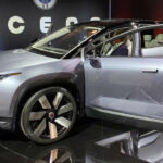 Fisker Osean Electric SUV