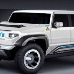 Hummer H3 2021 Electric