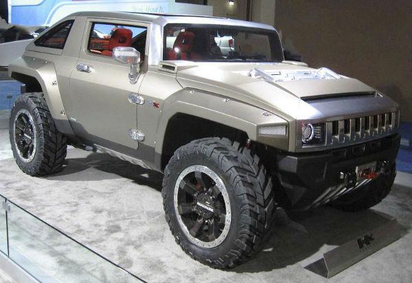 Hummer HX 2021