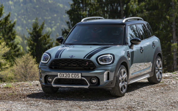 Mini Countryman 2021 Sage Green