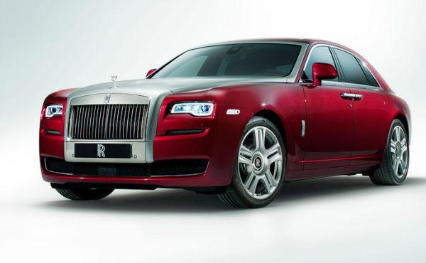 Rolls-Royce 2021 Ghost