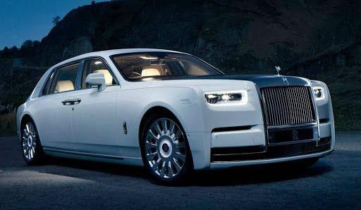 Rolls-Royce 2021