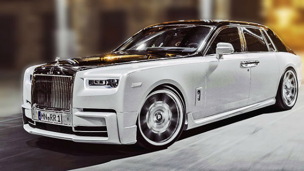 Rolls-Royce Ghost Phantom