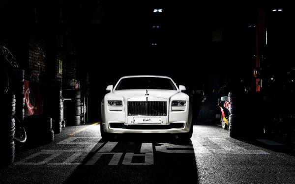 Rolls-Royce Ghost Wallpaper