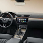 Skoda Superb 2020 Interior