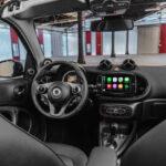 Smart Fortwo 2021 Interior