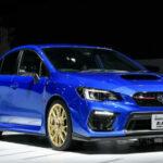 Subaru WRX 2020 Blue