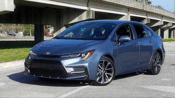 Toyota 2020 Corolla XSE
