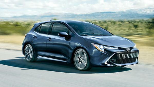 Toyota Corolla 2020 Hatchback
