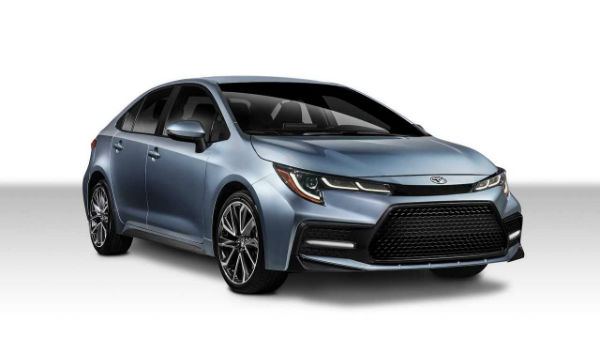 Toyota Corolla 2020 SE