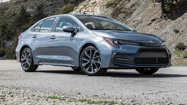 Toyota Corolla 2020 XSE