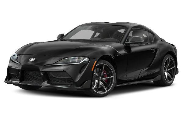 Toyota Supra 2020 Black