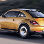 VW Beetle 2020