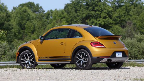 VW Beetle 2020 Dune