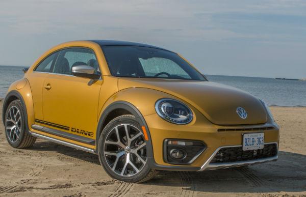Volkswagen Beetle 2020 Dune
