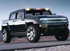 2021 Hummer H3 EV