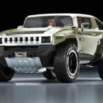 2021 Hummer HX USA