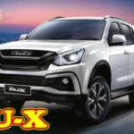 2021 Isuzu MUX Australia