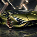2021 Lamborghini Sian Future