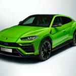 2021 Lamborghini Urus Green