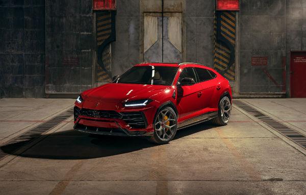 2021 Lamborghini Urus Wallpaper