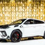 2021 Lamborghini Urus White