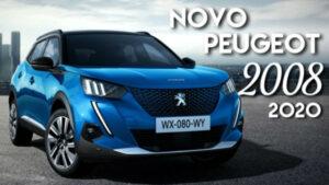 2021 Novo Peugeot 2008