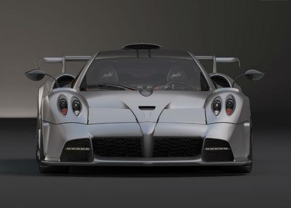 2021 Pagani Imola Car