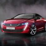 2021 Peugeot 508 Coupe