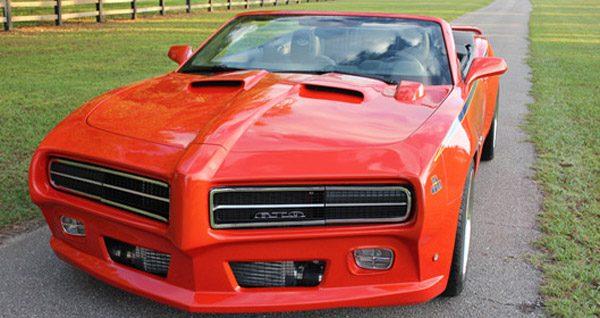 2021 Pontiac 69 GTO Judge