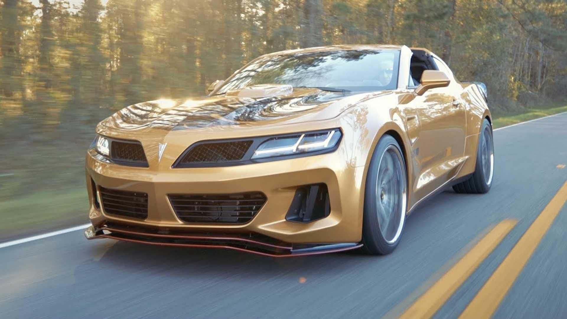 2021 Pontiac GTO Price, Design and Review