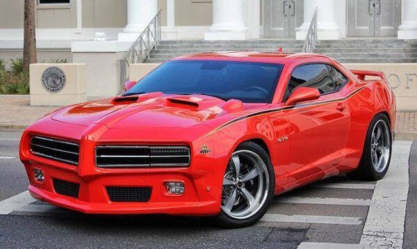2021 Pontiac GTO Judge