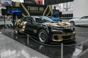 2021 Pontiac Trans AM Bandit